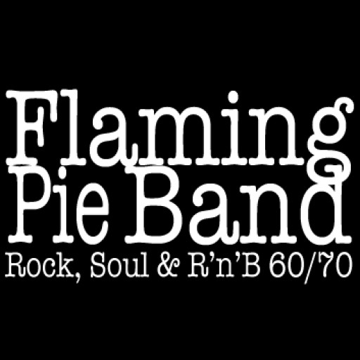 Flaming Pie Band logo