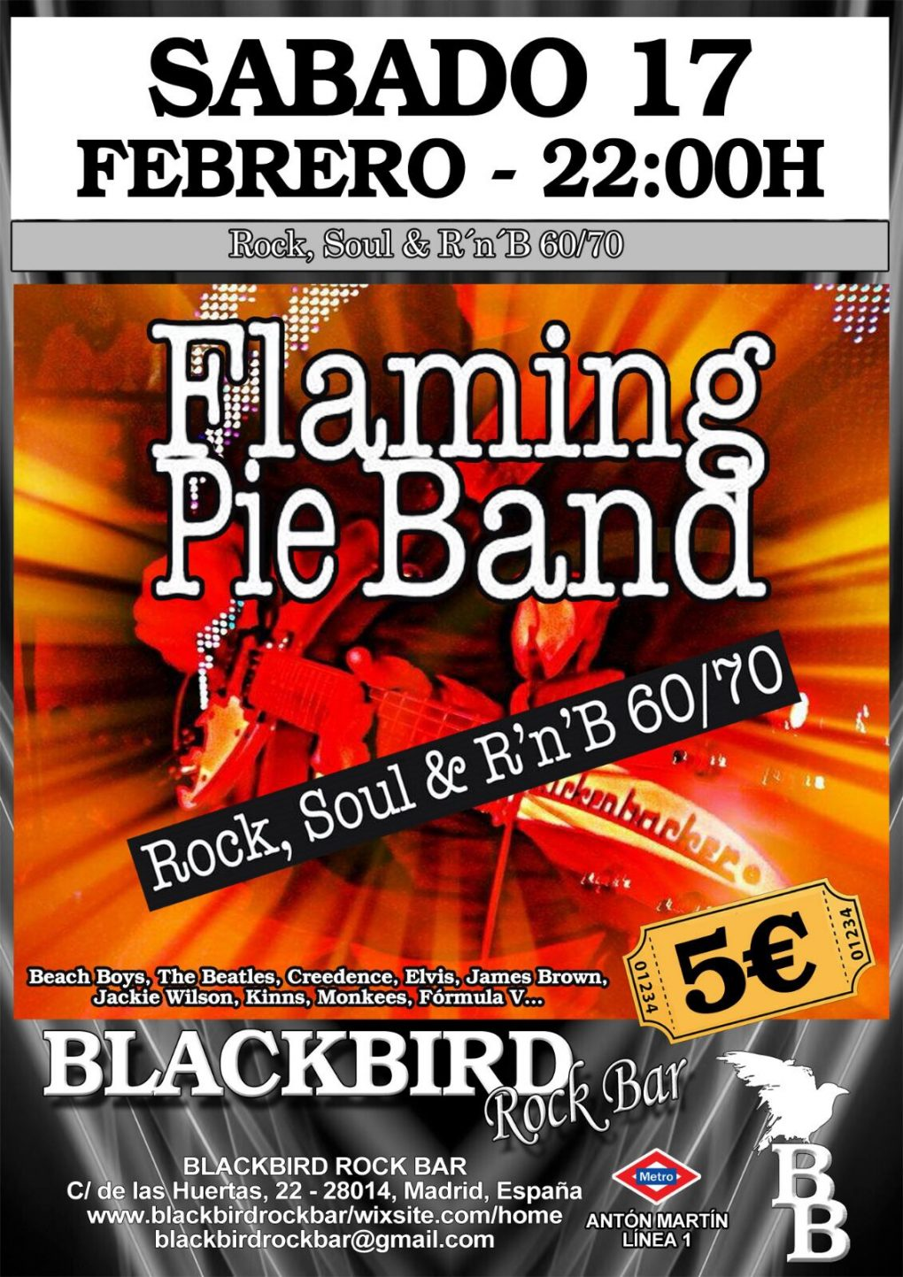FPB BLACKBIRD 17 FEBRERO 2018