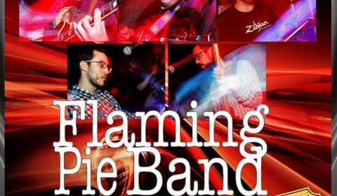 blackbird flaming pie band musica en directo madrid sala Blackbird 24 de marzo 2018