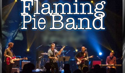 FLAMING PIE BAND VERSIONES POP ROCK SOUL 60 70 MADRID EN BLACKBIRD