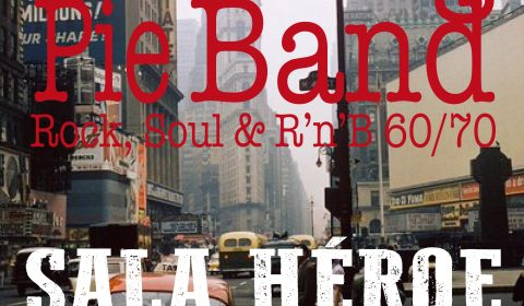 FLAMING PIE BAND HEROE BANDA ROCK POP SOUL 60 70 MADRID