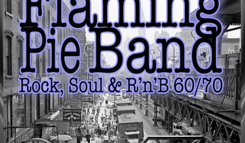Flaming Pie Band banda versiones rock pop soul Madrid Blackbird